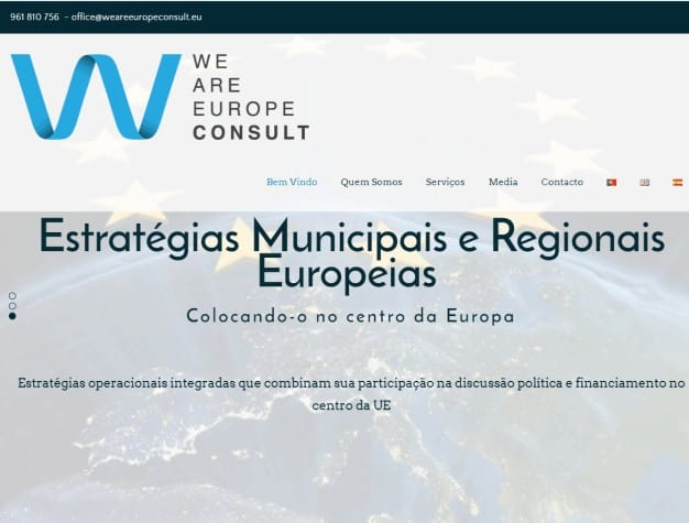 weareeuropeconsulting.com