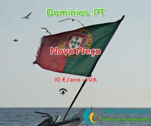 dominios pt
